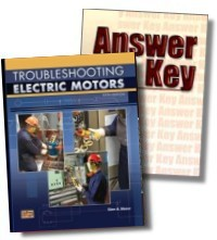 Troubleshooting electric motors 5e single phase three for Electrical motor controls for integrated systems fifth edition